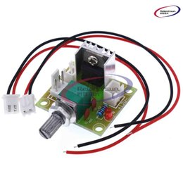 2020 regulador dc LM317 DC Convertidor lineal Regulador de voltaje de bajada Módulo de control de velocidad regulador dc baratos