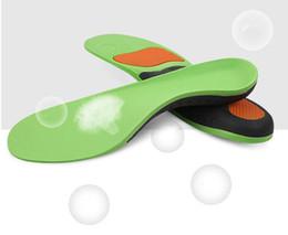 Green arch full pad femelle adulte mat semelles de soutien pour hommes chaussure de sport coussin coussin massage confortable mâle semelle de loisirs ? partir de fabricateur