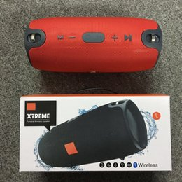 Mini localizador móvel portátil on-line-Subwoofer exterior portátil impermeável popular da coluna do som do mini altofalante sem fio de Bluetooth para telefones móveis