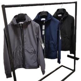 giacca impermeabile impermeabile traspirante delle signore Sconti 19ss 43427 modo caldo autunno-inverno giacche leggere SOFT SHELL JACKET-R TOPST0NEY Giacca Moda Uomo Maglione HFLSJK323