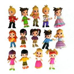Argentina Vendiendo la muñeca plástica del PVC 8-9 cm la decoración de la muñeca del ángel del juguete de los niños, los mejores juguetes de la muñeca de los niños supplier angel plastic Suministro