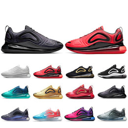 2019 New Mens Scarpe da ginnastica Sunset Sea Forest Sunrise Pink Sea Scarpe da corsa per uomo donna GARBON GREY Team Crimson scarpe da ginnastica