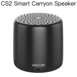 JAKCOM CS2 intelligente Carryon altoparlante di vendita calda in mini altoparlanti come Budda Budda mini Android orologio a pendolo IP67 da bandiera usb fornitori