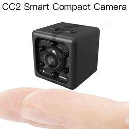 Vendita JAKCOM CC2 Compact Camera calda in mini macchine fotografiche come produtos Usados navigare videocamera moto da mini tavole della macchina fotografica del dvr fornitori