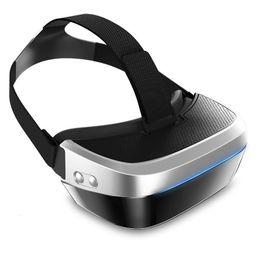 Occhiali da teatro virtuale privato online-VR occhiali realtà virtuale HMD-518 1080P 3D del video gioco di film Vetri privati Mobile Personal Cinema Teatro Movie Game + 8G TF T191013