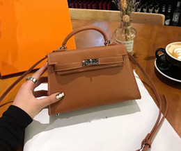 81842d20a3db62 Discount gucci bags - New Luxury 25cm 28cm 32cm Genuine leather Lock Hand  Bags Leather Women