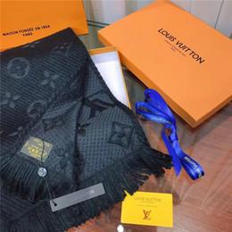 Lana modelli Seta luxurys Uomini Donne geometriche Sciarpe Vintage morbido reale della sciarpa di modo inverno disegni sciarpe calde molli 174cm * 30cm da trasporto di goccia della mela fornitori