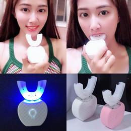 2020 elektrische heißbürste Hot 360 Grad Drahtlose USB Lade Faul Automatische Sonic Silikon Elektrische Zahnbürste Zahnreinigungsbürste Ora1 Care Tool günstig elektrische heißbürste