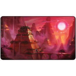 Deutschland Magic Board Game Spielmatte: BLOOD SUN 60 * 35cm Tischset Mousepad Spielmatte Versorgung