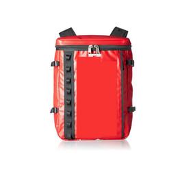 Рюкзак мужской открытый водонепроницаемый спортивный фитнес сплошной цвет дорожная сумка большой емкости рюкзак новый оптом от