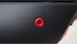 Canada Fit for Ford MUSTANG Déverrouillez les feux de signalisation, décorez le cadre de la porte en acier inoxydable et sonnez la garniture Offre