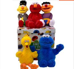 Emma Bird Cookie ile Üçlü Ortak İkinci Peluş Dude Ernie nereden