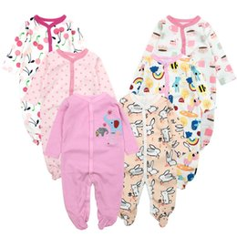 Canada Love Newborn Girls /& Boys 100/% Organic Cotton Romper Pajamas 0-24M