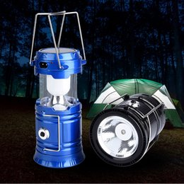 Portable batterie solaire lanternes de camping multifonctions Stretch LED USB solaire éclairage extérieur éclairage de poche aventure tente charge pour téléphone ? partir de fabricateur
