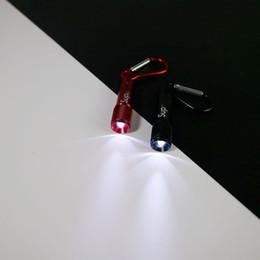 2020 taschenlampe schlüsselhalter Kreative Sup Marke Keycahins Legierung Taschenlampen Funktion Schlüsselhalter Anhänger Für Outdoor Schlüssel Ring Praktische 2 1tx E1 günstig taschenlampe schlüsselhalter