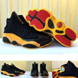 d71c26d9d1137c Hot Sale 13 13s Melo Back To School Basketball Shoes Black University  Red-University Gold High Quality 2018 Basketball Shoe 13 Class of 2002  discount high ...