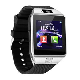 DZ09 relógio inteligente android smartwatch SIM Inteligente relógio do telefone móvel pode gravar o estado do sono relógios inteligentes bluetooth de