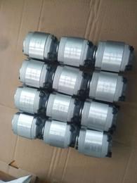 2019 engrenagem óleo bomba hidráulica CBK 3.2 / 4.2 ml / r mini unidade de energia da engrenagem da bomba de óleo hidráulico embalagem pequeno sistema hidráulico de alta qualidade frete grátis engrenagem óleo bomba hidráulica barato