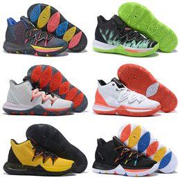d1e3873828ac Taco 5 Basketball Shoes Sneakers Mens Man 2019 White Magic Ikhet Bred Neon  Blends PE 3 Mamba Concepts Kyrie Designers Baskets Ball Shoes kyrie 3 deals