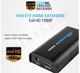 extensor de hdmi 120 m sobre Ethernet tcp / ip rj45 cat5 cat5e cat6 HDMI Splitter extensor de hdmi transmisor receptor para hd DVD PS3 desde fabricantes