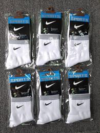 2019 sommer beiläufige kleiderstrümpfe NIKE Socken Wholesale beiläufige Ineinander greifen-Socken-Baumwollsocken der Männer / Femal Frühlings-Sommer-freie Größe Sitz für alle Größenfrauen-Männersocke ZP2 NIKE