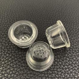 Ciotola in vetro di ricambio per tubi in silicone Favo in vetro a nido d'ape per cucchiaio Tubo in vetro borosilicato ad alto contenuto di fumo supplier screen meshes da mesh di schermatura fornitori