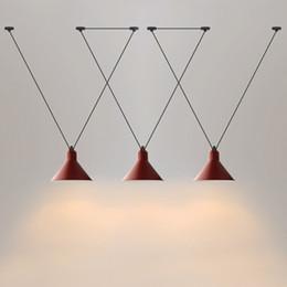 2019 polia luzes pendentes cozinha Loft pingente luzes do vintage Ferro Pulley Lamp Bar cozinha de casa Decoração E27 Edison luminárias gratuito Shipping110v `` 260V polia luzes pendentes cozinha barato