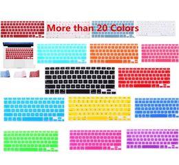 capa de capa de silicone macbook pro Desconto Designer de luxo de moda para a Apple filme teclado do laptop MacBook filme colorido teclado de silicone película de protecção do teclado