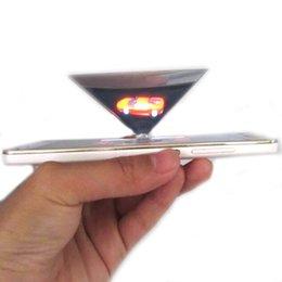 Canada lumières magiques 3D modèles d'explosion spot Bee Finger Props Magic Light Téléphone mobile holographiques projection fluorescent Prop Jouets lampe Offre