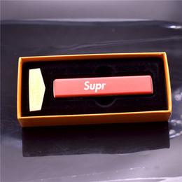 Nouvelle Arrivée En Métal Usb Rechargeable Électronique Électrique Cigarette Cigares Briquets Coupe-Vent Peut Logo Personnalisé Pour Fumer Outils ? partir de fabricateur
