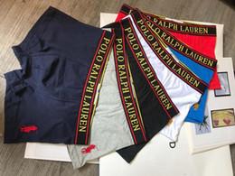 Marca Boxers de Algodão Respirável Boxer Cuecas De Luxo Cintura Apertada Cuecas Mens Boxers Mens Designer Underwear Carta 4167 supplier luxury underwear brands de Fornecedores de marcas de roupas íntimas de luxo