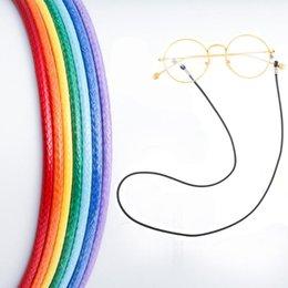 Cheap Wholesale Tópico coreana Wax Reading óculos titular Correias Pescoço Lanyard grátis Dropshipping de