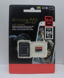 2019 256gb sdhc Novo melhor EVO Plus 256 GB 128 GB 64 GB 32 GB Micro SD Card Cartão de Memória SDHC SDHC UHS-I Cartão U3 com Adaptador de Pacote de Varejo 256gb sdhc barato