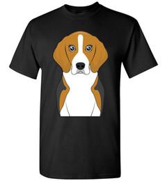 Английский Foxhound Собака Мультфильм Футболка Tee-Мужчины Женщины Молодежь Дети Танк С Длинным Рукавом от