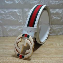 Latón macizo pesado hebilla de cinturón Oval completo para la correa de 40mm