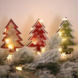 Artículos navideños online-Fiesta navideña Estampado navideño Adornos para árboles de Navidad Decoración de árboles Mesa de comedor Artículos decorativos