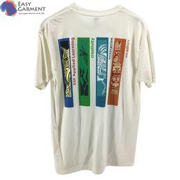 f2b6bfb7 clothing manufacturers High quality Custom pattern silk screen printing 180  gram blank t-shirts with stretch cotton