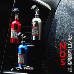 car nos Coupons - NOS cylinder air freshener car air conditioning outlet perfume clip