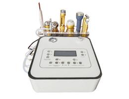 Elitzia ETJK098 Skin Beauty Уход за лицом 10 в 1 Электропорация Мезотерапия Алмазная микродермабразия RF Вакуумная машина с кислородным распылителем от Поставщики rf алмаз