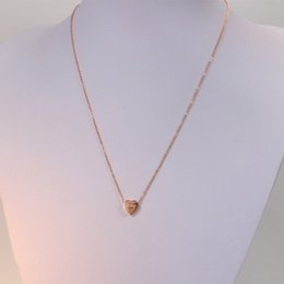 Foto lockets online-Gioielli di design Gioielli regalo di San Valentino Amante Cornici per foto Locket Collane Gioielli ciondolo cuore collana