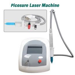 Машинный возраст онлайн-2019 Picosure Лазерный портативный Long-Pulse Neodymium-YAG лазер для удаления тату машин продажа пикосекундный лазер 755 Age Spots Treatment