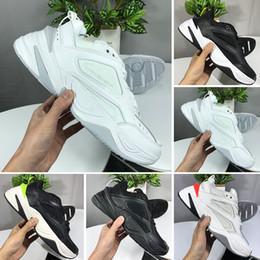 Nike M2K Tekno Tekno Old mens sport Zapatillas Retro Para Mujer Zapatillas de deporte Entrenadores atléticos Profesional diseñador al aire libre zapatos negros desde fabricantes