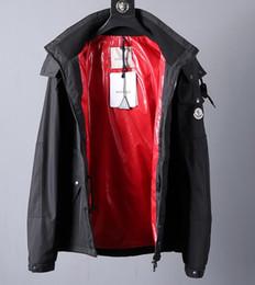 Argentina Chaqueta de diseñador de ropa de hombre de marca internacional, cazadora de diseño de moda para hombre, abrigo azul con cremallera informal, cortaviento de diseñador - 965 Suministro