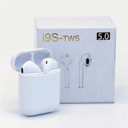 i9s kabelloses Bluetooth-Headset mit Ladeschale zum Anhören von Sportkopfhörern V5.0 Android IOS-System FÜR: IPHONE Samsung usw. von Fabrikanten