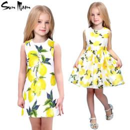 Abiti di moda in boemia online-Abito da Madre Figlia Abito da Spiaggia Bohemian per Vacanze Moda Primavera Autunno Mamma e Me Famiglia Abiti da parata Madre Bambini