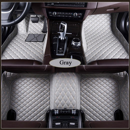 Canada Tapis de sol pour voiture pour Mercedes Benz A C W204 W205 E W211 W212 W213 Tapis CLA GLC ML GLE GL une couche de doublures auto-coiffantes Offre