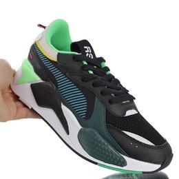 Wholesale 2019 Nueva alta calidad RS X Toys Reinvention Shoes Nuevos hombres Mujeres Zapatos casuales para los viejos jugadores Tamaño