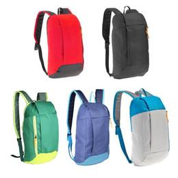 10L унисекс складной рюкзак пешие прогулки кемпинг сумка ультра освещение свет открытый спортивный рюкзак водонепроницаемый складной путешествия от