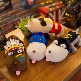 Auto holzkohle tasche online-Staunen Sie über Kuscheltiere ungewöhnliche niedlichen Cartoon Hund Bambuskohle Tasche Auto Deodorant Luftreinigung nützliche Dekor können Innenausstattung