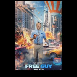 24x36 Matthew McConaughey v2 Free State of Jones Movie Poster